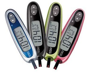 bayer glucose meters