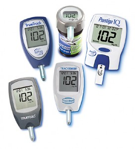 blood glucose meters comparison