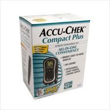 Accucheck Glucose Monitor
