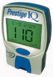 Prestige Glucose Meter