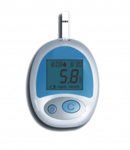 Blood sugar tester