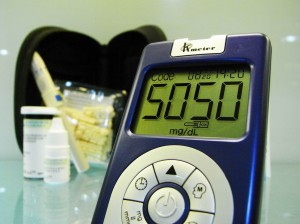 blood sugar testing meters
