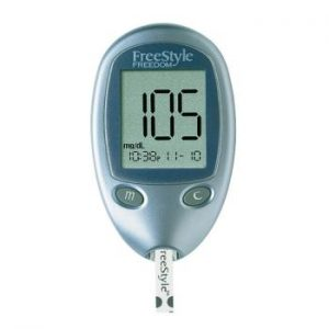 free style glucose meter