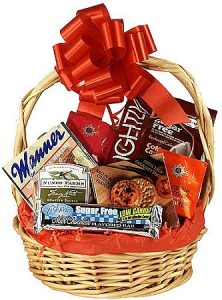 gift baskets for diabetics