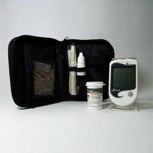 glucose testing kit