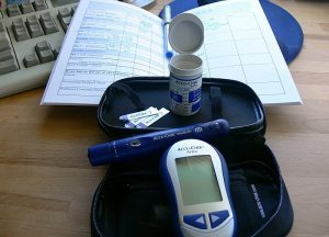diabetes home test kit