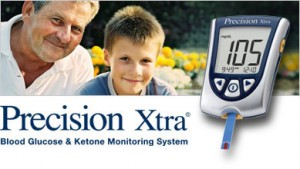 Precision Xtra Glucose Meter
