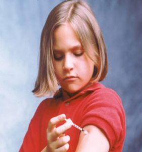 signs of juvenile diabetes